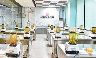 刘清蛋糕培训学校产品展台