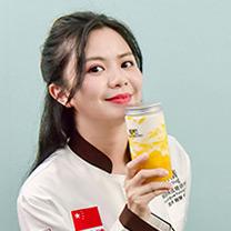 奶茶饮品培训作品